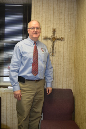 Rev. Dr. Bradley Call is the new Three Rivers United Methodist Church District superintendent. Call began his duties on July 1, 2014 after Jim Humphrey's, his predecessor, term expired.
