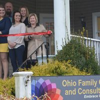 Ohio Family Counseling and Consultation LLC has ribbon cutting