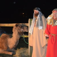 Live Nativity brings the true meaning of Christmas to community