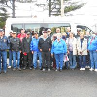 New DAV van to transport veterans to medical appointments