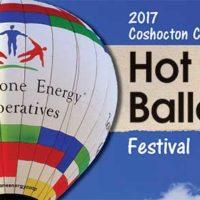 2017 Coshocton County Hot Air Balloon Festival Program