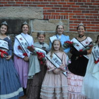 Coshocton Canal Court chosen at Apple Butter Stirrin' Festival