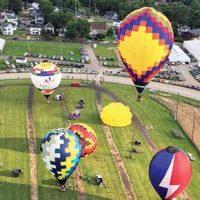 2018 Coshocton Hot Air Balloon Festival Program