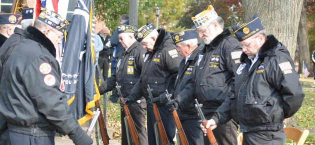 Veterans embody service, not just while in uniform