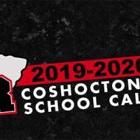 2019-2020 Coshocton City School Calendar