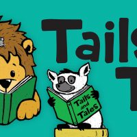 Summer fun starts with the library's Tails & Tales reading program