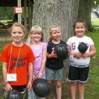 Cloverbud Camp was all about bugs