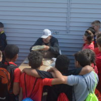 Farmers share knowledge at fourth grade ag day