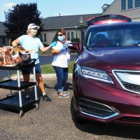 Coshocton Senior Center hosts a blast from the past