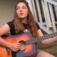 RHS junior gaining attention as a singer and songwriter