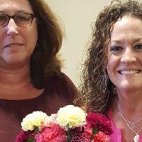McBurney wins Joyce M. Davis Distinguished Member award
