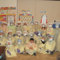 Second grade contraction surgery