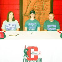 Rice to continue baseball career at Bluffton
