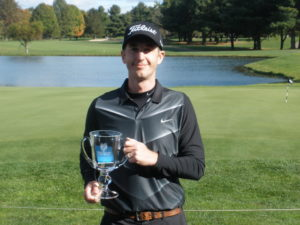 In the First Flight, Caine Bricker won for the second time in three years.