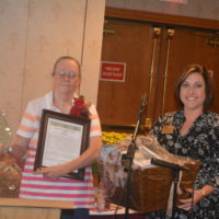 Taylor selected as Caregiver of the Year