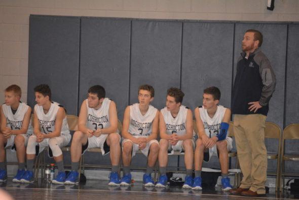 Christian School Boys Basketball