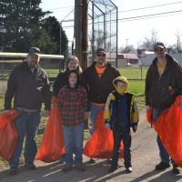 The Big Coshocton Cleanup/Day of Caring set