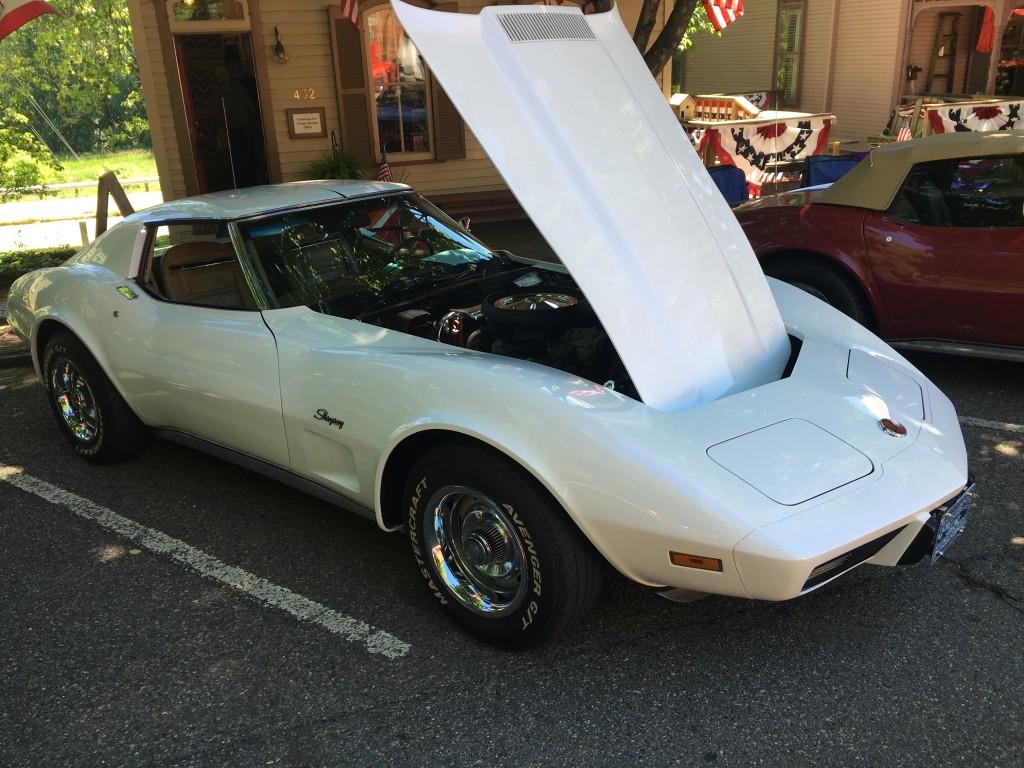 Corvettes at Roscoe11