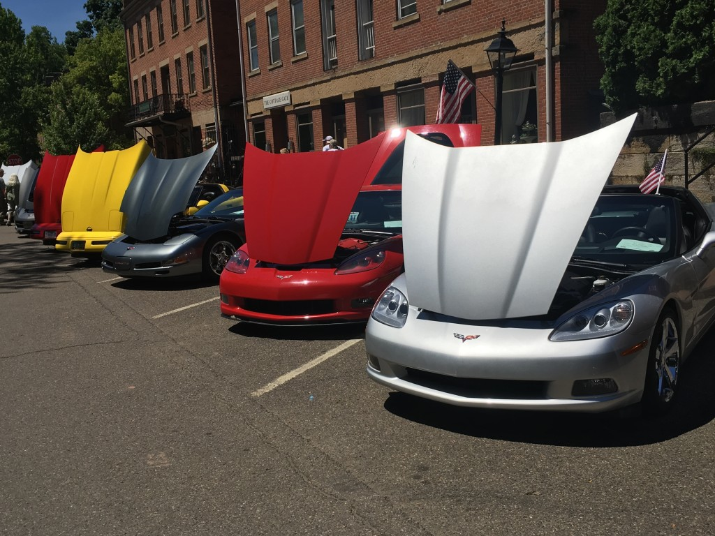 Corvettes at Roscoe13