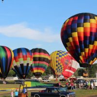 Coshocton has one of the longest continuously-running balloon festivals in Ohio