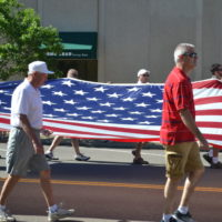 Coshocton Memorial Day service draws large crowd