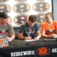 Ridgewood's Cutshall headed to Heidelberg