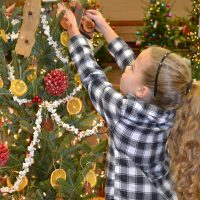 Second annual Christmas Tree Challenge sponsored by Our Town Coshocton