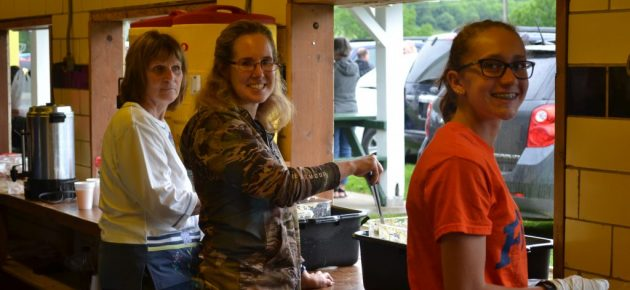 Bakersville Fire Department chicken barbeque a tradition for many