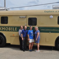 New bookmobile rolls into Coshocton