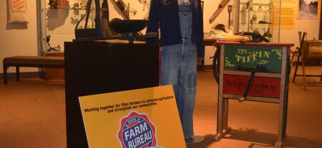 Museum exhibit celebrates 100th anniversary of the Ohio Farm Bureau