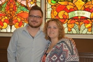 Jeff and Julia Schmidt are starting The Well Christian Ministries at 802 Walnut St. The church will hold its first service at 11 a.m. Sunday, May 31. Beacon photo by Josie Sellers