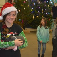 A Touch of Country Christmas brings joy to kids each year