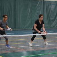 Kids America hosts pickleball tournament