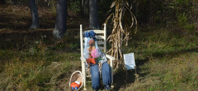 Scarecrow Town Festival to be held this weekend