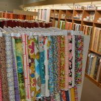 Quilt shop opens in new location