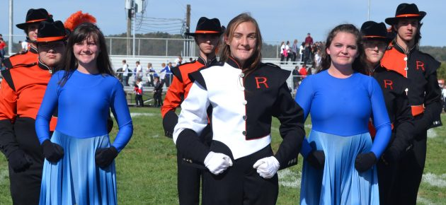 Annual River View Marching Band Contest held