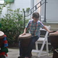 West African drumming, dancing featured at Pomerene event