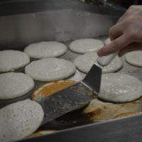 Pancake day offers good food and helpful volunteers