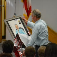 Career center celebrates Doug Nagle's retirement