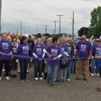 Relay celebrates courage and commitment for cancer research