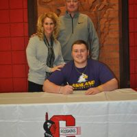 Coshocton's Woodie signs with Ashland