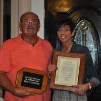 Bradford honored at WL Chamber dinner