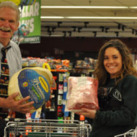 Shopping spree will help many families