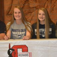 Bryant signs letter of intent with Marietta College