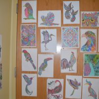 West Lafayette Library to feature coloring art in January