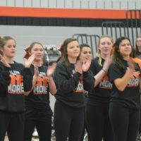 Ridgewood gets pepped up for big game