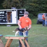 Record number of beagles participate in Don McVay Sr. Memorial Hunt