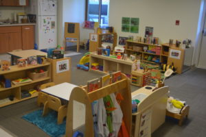 One wing of the CR 16 Head Start was recently renovated for the organization's Early Head Start programs. Both students and staff are enjoying the rooms.  Josie Sellers | Beacon