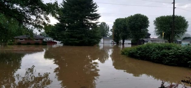 State of Emergency declared in West Lafayette as flood waters rise
