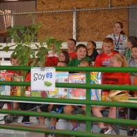 County fourth graders participate in AG Day